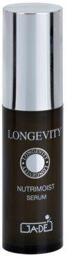 GA-DE Longevity tápláló szérum ránctalanító hatással