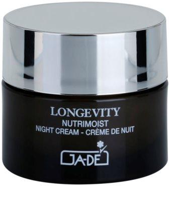 GA-DE Longevity crema de noapte hranitoare cu efect antirid