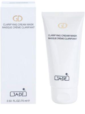 GA-DE Masks & Exfoliators кремообразна почистваща маска 1