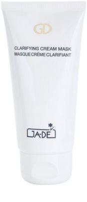 GA-DE Masks & Exfoliators kremasta čistilna maska