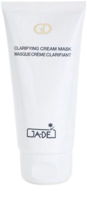GA-DE Masks & Exfoliators máscara de limpeza cremosa
