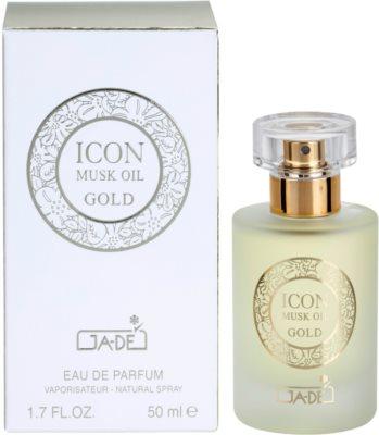 GA-DE Icon Musk Oil Gold Eau de Parfum para mulheres