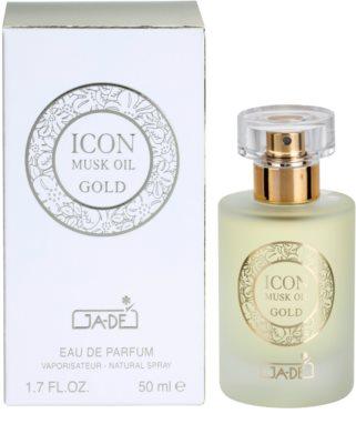 GA-DE Icon Musk Oil Gold woda perfumowana dla kobiet