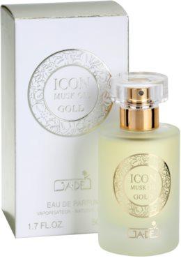 GA-DE Icon Musk Oil Gold woda perfumowana dla kobiet 1