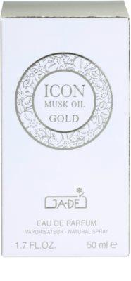 GA-DE Icon Musk Oil Gold eau de parfum nőknek 4