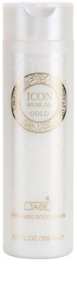 GA-DE Icon Musk Oil Gold mleczko do ciała dla kobiet