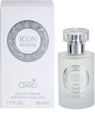 GA-DE Icon Musk Oil eau de parfum nőknek
