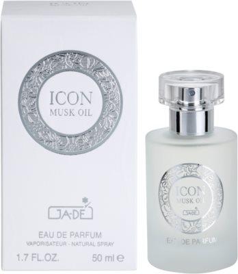 GA-DE Icon Musk Oil eau de parfum para mujer