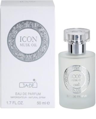 GA-DE Icon Musk Oil Eau de Parfum para mulheres