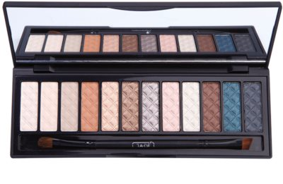 GA-DE Neutrals paleta de sombras de ojos con espejo y aplicador