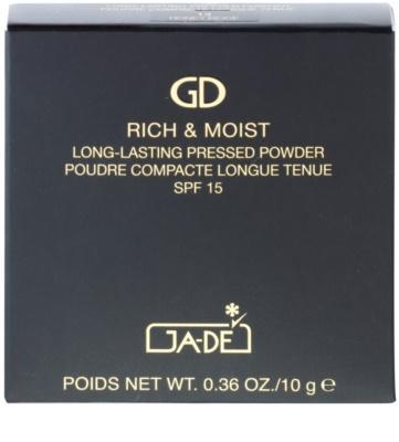 GA-DE Rich & Moist polvos compactos SPF 15 4