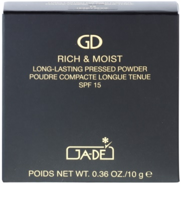 GA-DE Rich & Moist компактна пудра  SPF 15 4