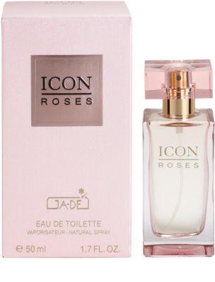 GA-DE Icon Roses Eau de Toilette für Damen