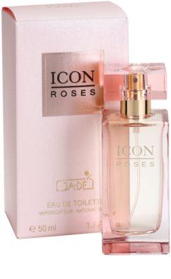 GA-DE Icon Roses Eau de Toilette pentru femei 1