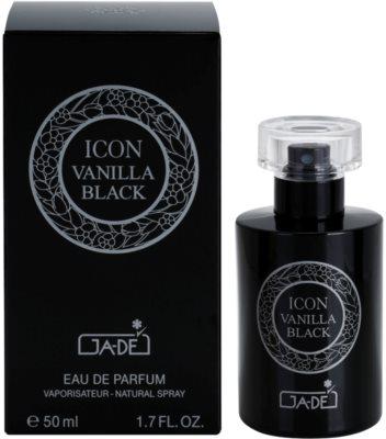 GA-DE Icon Vanilla Black Eau de Parfum para mulheres