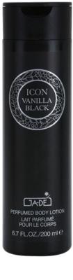 GA-DE Icon Vanilla Black Lapte de corp pentru femei