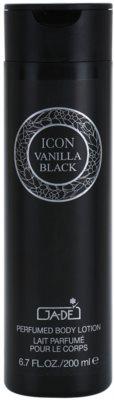 GA-DE Icon Vanilla Black leite corporal para mulheres