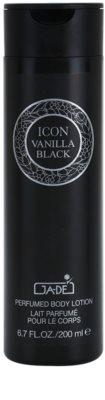 GA-DE Icon Vanilla Black tělové mléko pro ženy