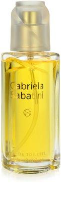 Gabriela Sabatini Gabriela Sabatini woda toaletowa dla kobiet 4