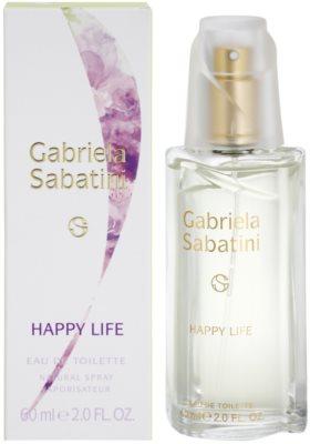 Gabriela Sabatini Happy Life Eau de Toilette for Women