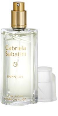 Gabriela Sabatini Happy Life Eau de Toilette für Damen 3