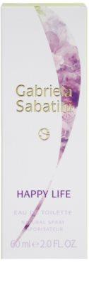Gabriela Sabatini Happy Life woda toaletowa dla kobiet 4