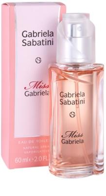 Gabriela Sabatini Miss Gabriela Eau de Toilette für Damen 1