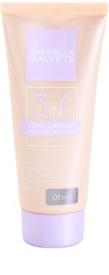 Gabriella Salvete Long Lasting 3 in 1 Make-Up 3in1