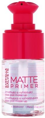 Gabriella Salvete Matte Primer base de maquilhagem alisante 1