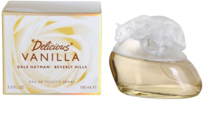 Gale Hayman Delicious Vanilla Eau de Toilette for Women