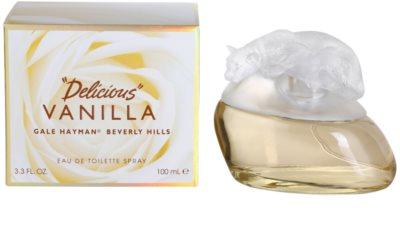 Gale Hayman Delicious Vanilla Eau de Toilette pentru femei