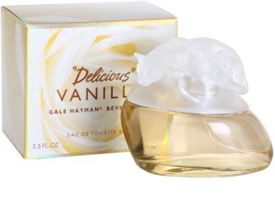 Gale Hayman Delicious Vanilla eau de toilette nőknek 1