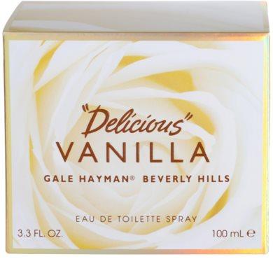 Gale Hayman Delicious Vanilla Eau de Toilette pentru femei 4