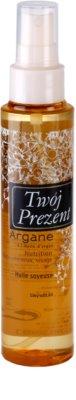 Galénic Argane tápláló száraz olaj arcra, testre és hajra