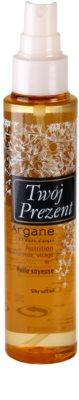Galénic Argane vyživující suchý olej na tvář, tělo a vlasy 1