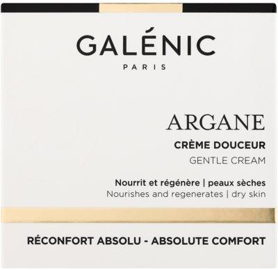 Galénic Argane odżywczy krem regenerujący do skóry suchej 2