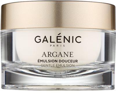Galénic Argane emulsão nutritiva com efeito regenerador