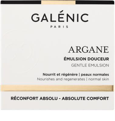 Galénic Argane vyživující emulze s regeneračním účinkem 2