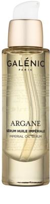Galénic Argane revitalisierendes Serum mit nahrhaften Effekt
