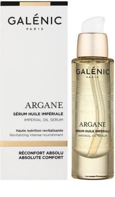 Galénic Argane revitalisierendes Serum mit nahrhaften Effekt 1