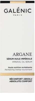 Galénic Argane revitalisierendes Serum mit nahrhaften Effekt 2