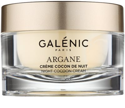 Galénic Argane nährende Nachtcreme mit regenerierender Wirkung