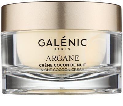 Galénic Argane odżywczy krem na noc o działaniu regenerującym