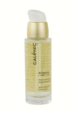 Galénic Argane aceite regenerador para pieles secas y muy secas