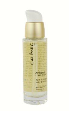 Galénic Argane óleo regenerativo para pele seca a muito seca