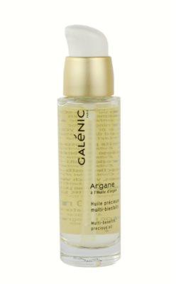 Galénic Argane regeneráló olaj száraz és nagyon száraz bőrre