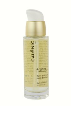 Galénic Argane регенериращо олио за суха или много суха кожа