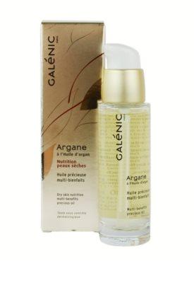 Galénic Argane регенериращо олио за суха или много суха кожа 2