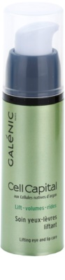 Galénic Cell Capital tratament pentru lifting zona ochilor si a buzelor