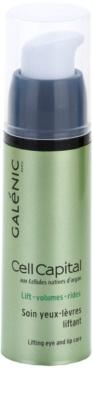 Galénic Cell Capital лифтинг грижа за зоната около очите и устните